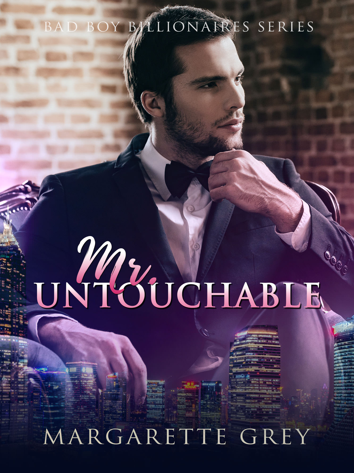 Mr. Untouchable (Billionaires #2)