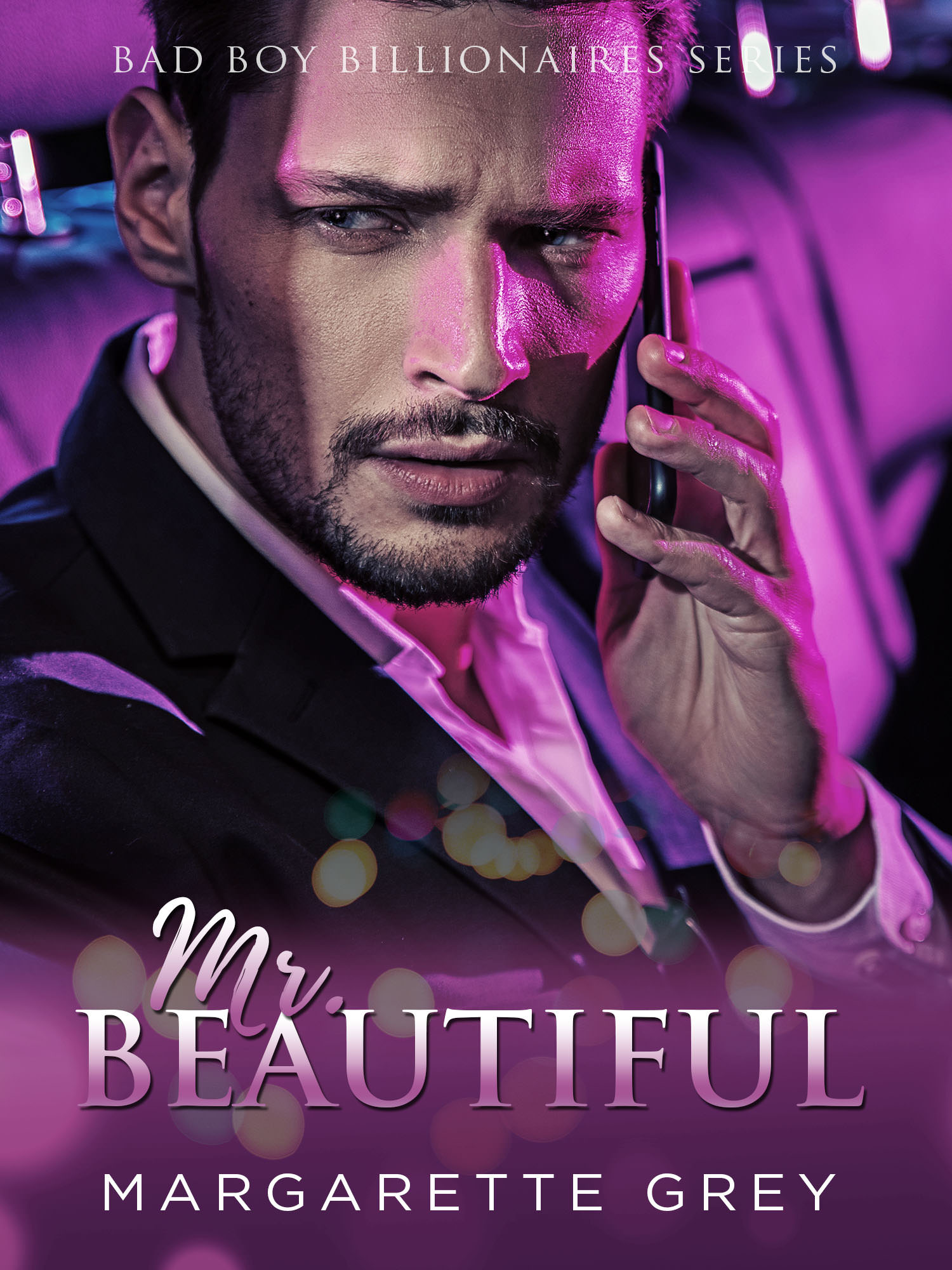 Mr. Beautiful (Billionaire #3)